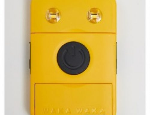 Power+ Solar Powered Charger & Light – The Conran Shop